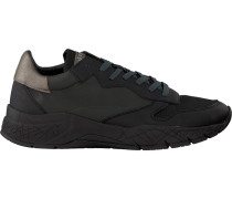 Schwarze Crime London Sneaker 11905