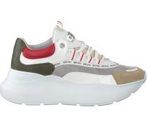 Beige Bronx Sneaker 66265