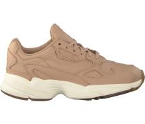 Graue Adidas Sneaker Falcon WMN
