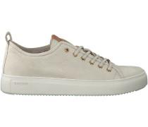 Weiße Blackstone Sneaker Pl90