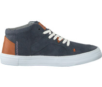 Blaue HUB Sneaker Kingston