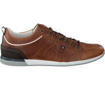 Cognacfarbene Gaastra Sneaker Low Bayline Dbs
