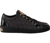 Black Guess shoe Flgln3 Fal12