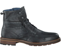 Schwarze Rehab Ankle Boots Carl