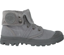 Graue Palladium Ankle Boots Pallabrouse D