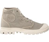 Graue Palladium Ankle Boots Pampa High D