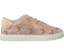 Beige Lola Cruz Sneaker 207Z07Bk
