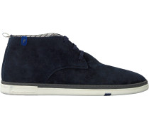 Blaue Floris Van Bommel Business Schuhe 10502