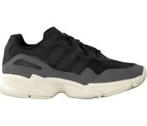 Schwarze Adidas Sneaker Yung-96