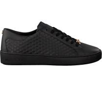 Schwarze Michael Kors Sneaker Colby Sneaker