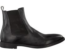 Schwarze Antony Morato Chelsea Boots Mmfw00808