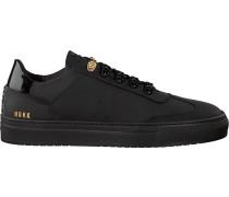 Schwarze Nubikk Sneaker Jhay Surya Gomma
