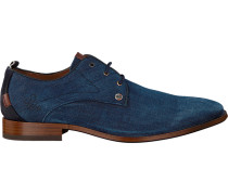 Blaue Rehab Business Schuhe Greg 02