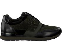 Grüne Gabor Sneaker 366