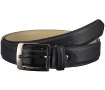 Schwarze Rehab Gürtel Belt Buffalo