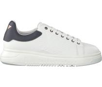 Weiße Emporio Armani Sneaker X4X180