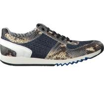 Blaue Floris Van Bommel Sneaker 16171