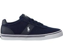 Blaue Polo Ralph Lauren Sneaker Hanford