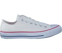 Weiße Converse Sneaker OX Core D