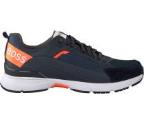 Blaue Boss Sneaker Low Velocity Runn