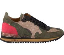 Grüne Via Roma 15 Sneaker 2462