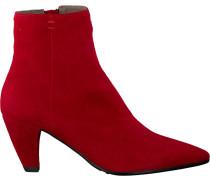 Rote Maripe Stiefeletten 27372