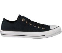 Schwarze Converse Sneaker Ctas OX Dames
