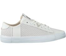 Weiße HUB Sneaker Hook-W