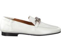Weiße Omoda Loafer 5439