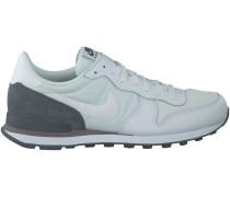 Weiße Nike Sneaker INTERNATIONALIST HERREN