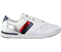 Weiße Sneaker Light Weight Leather Sneaker