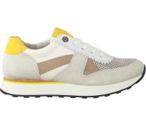 Weiße Paul Green Sneaker Low 4918-066