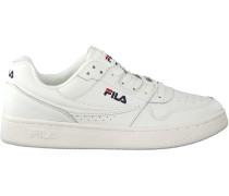 Weiße Fila Sneaker Arcade LOW