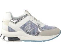 Weiße Liu Jo Sneaker Running Linda SKY