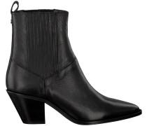 Schwarze Floris Van Bommel Chelsea Boots 85611