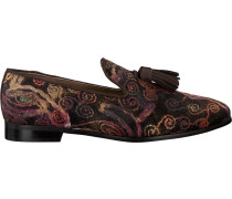Braune Pedro Miralles Loafer 24050