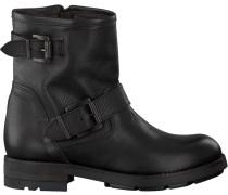 Schwarze Omoda Biker Boots 8600