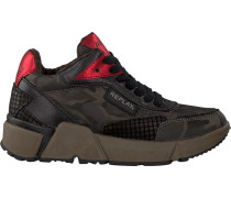 Grüne Replay Sneaker Rs950007S Sparta