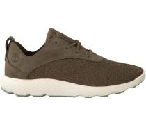 Grüne Timberland Sneaker Flyroam F/L OX