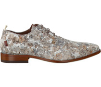 Graue Rehab Business Schuhe Greg Crack