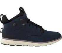 Blaue Ankle Boots Killington Hiker Chukka