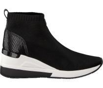 Schwarze Michael Kors Sneaker Skyler Bootie