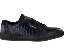 Blaue Floris Van Bommel Sneaker 13214