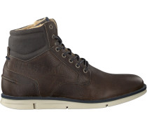 Graue Gaastra Ankle Boots Iberian MID TMB