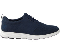 Timberland Sneaker Low Killington Flex Knit Ox Blau Herren