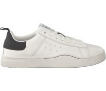 Weiße Diesel Sneaker S-Clever LOW MEN