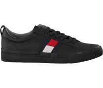 Schwarze Tommy Hilfiger Sneaker Fm0Fm01712