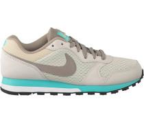 Graue Nike Sneaker MD Runner 2 Wmns