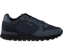 Blaue Bjorn Borg Sneaker R605 Low Kpu M