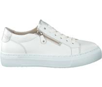 Weiße Gabor Sneaker 314